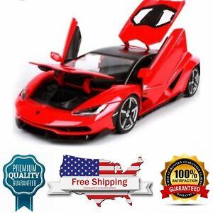 Modelo-De-Auto-Lamborghini-Centenario-Rojo-Edicion-Especial-Coleccion-Escala-1-18