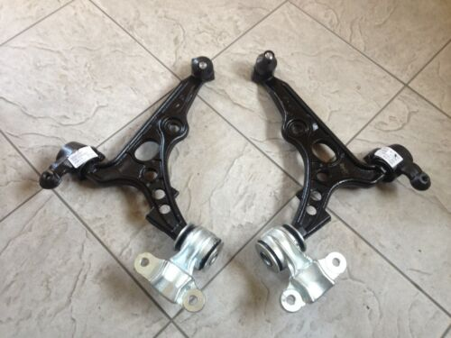 PEUGEOT EXPERT 95-06 TWO FRONT LOWER WISHBONE SUSPENSION ARMS   LH AND RH