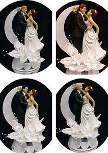 wedding cake toppers red hair groom auburn hair wedding cake topper blond 26587