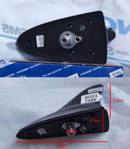 Genuine AM FM Shark Fin Antenna Combination For Hyundai Elantra /& i30 2011 2015