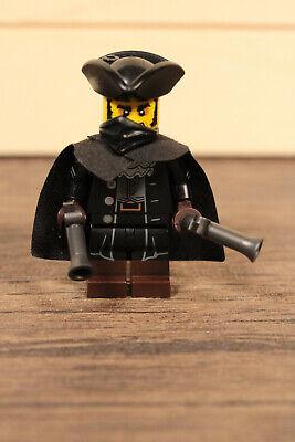 NEW HighwayMan Series 17 CMF  Dual Guns Mystery Man LEGO Minifigure Mini Figure