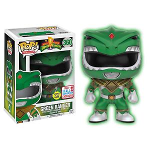 Green-Power-Ranger-Glow-GITD-2017-NYCC-Funko-Pop-Vinyl-NEW-IN-BOX