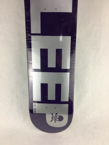 "Death Skateboards 8 /"" with grip /& free shipping Death Sleep deck"