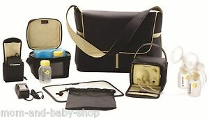 Medela Pump In Style Advanced The Metro Bag Double Electric Breast