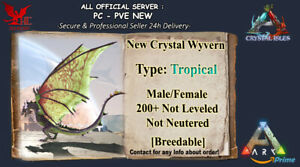 Ark-Survival-Evolved-PC-PVE-NEW-NEW-TROPICAL-WYVERN-Level-200-Breedable