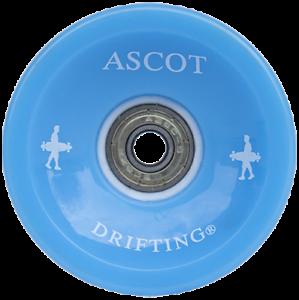 AscotDrifting Pink Longboard Wheels 70mm Abec-9 Bearings