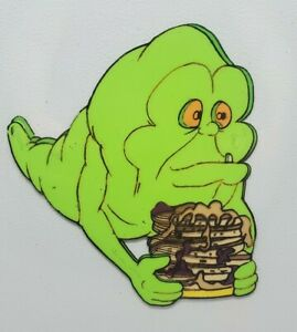 THE-REAL-GHOSTBUSTERS-production-Animation-cel-of-SLIMER