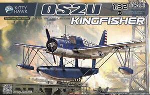 Kitty-Hawk-32016-1-32-OS2U-Kingfisher-Assembly-model-New