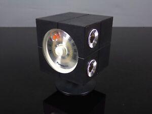 Radio-AM-transistor-PANASONIC-R-47A-noir-vintage-70-039-s