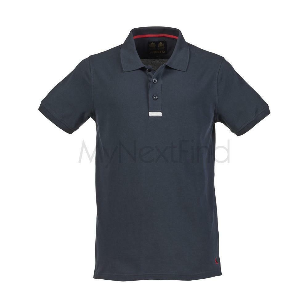 Musto Team Pique Polo Short Sleeve