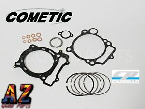 YFZ450 YFZ 450 450R 450X 96 m 1 Big Bore CP Carrillo Piston Rings Ring Set Only