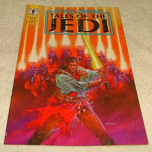 DARK-HORSE-COMICS-STAR-WARS-TALES-OF-THE-JEDI-1-VF-1993