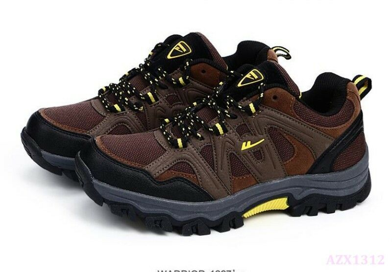 Dad Gift Men's Athletic Climbing Hiking shoes Slip Resistant Sneakers Outdoor