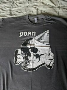 Melvins/Men Of Porn Shirt XL Scissorfight Clutch Boris Om Doom ...