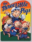 The Three Little Pigs by Green Tiger Press(WA) (Paperback / softback, 2008)