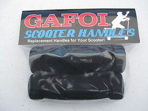 New GAFOI Grips for Razor Scooters-(Blac<wbr/>k)