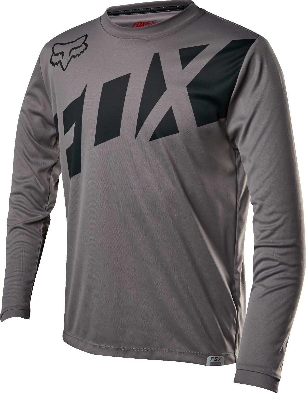 Fox Racing Youth Ranger lungo Sleeve LS Jersey Graphite