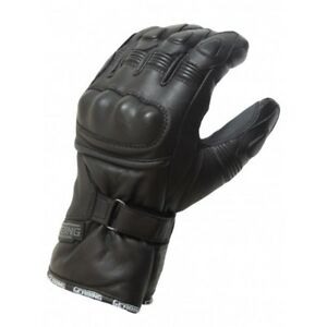 GERBING-XRS-12-LEATHER-HEATED-MOTORCYCLE-GLOVES-LIFETIME-WARRANTY-ON-MICROWIRES