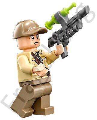 LEGO 75930 Jurassic World Ken Wheatley Minifigure Only Split from set 75930