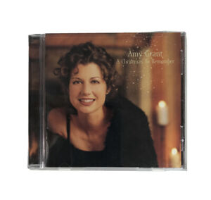 A Christmas to Remember - Holiday Music Audio CD Amy Grant - Very Good Condition   eBay