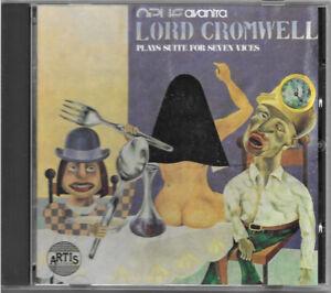 Opus Avantra - Lord Cromwell (ARCD 003)