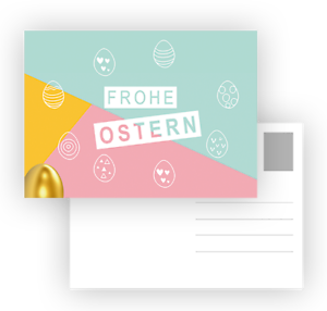 15-Osterkarten-Oster-Karten-Frohe-Ostern-Postkarte-Ostern