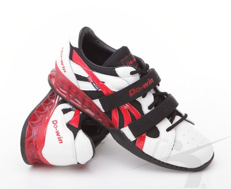 Weightlifting shoes (boots) DO-WIN Gewichtheberschuhe (WL95001R) Gym Squats