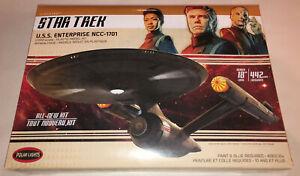 Polar-Lights-Star-Trek-Discovery-USS-Enterprise-1-1000-scale-model-kit-new-973