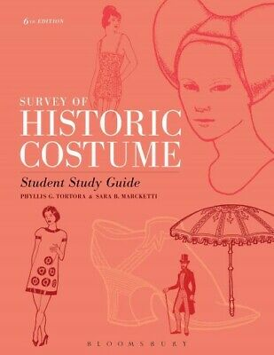 Survey of Historic Costume, Paperback by Tortora, Phyllis