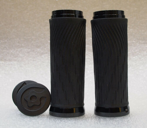 GripShift Sram XX//X0 Integrated Locking Grips for Grip Shift  85mm Black Clamp
