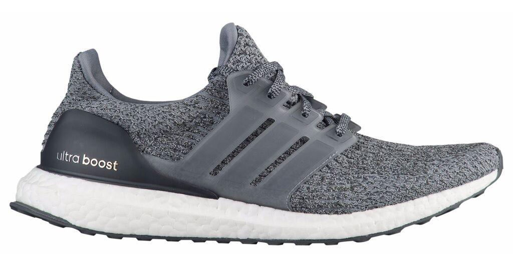 New Adidas UltraBoost 3.0 Men's Running Shoes Mystery Grey Ultra Boost BA8849