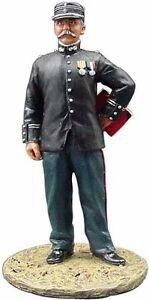 Del Prado 1/32 Figure Fireman - Officer - full dress - France - 1930 BOM104