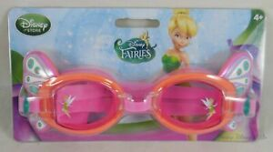 182138015f67c Genuine Disney Store Peter Pan Fairies Tinker Bell Swim Goggles Ages ...