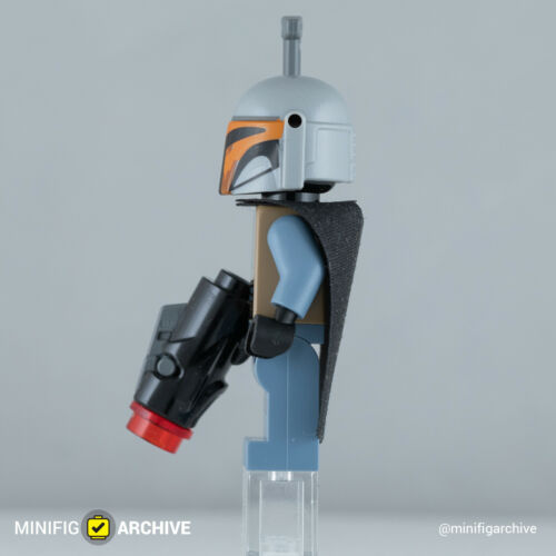 SELECT YOUR MINIFIG LEGO Star Wars The Mandalorian minifigures