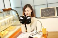 Women Girl Cute Carton Animal the Alpaca Cosplay Winter Soft Plush Warm Gloves
