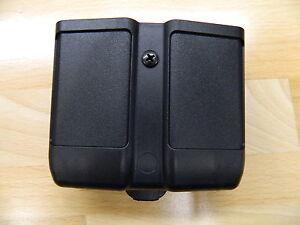 BLACKHAWK-Single-Stack-Double-Mag-Case-Black