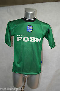 MAILLOT-DE-FOOT-THE-POSH-PETERBOROUGH-TAIlLE-S-JERSEY-SOCCER-HOME