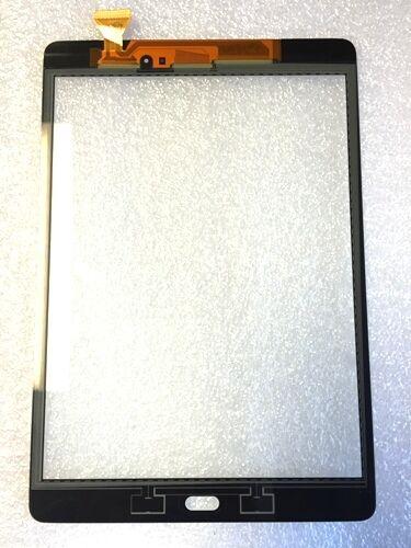 "White Samsung Galaxy Tab A 9.7/"" SM-P555 P555 Touch Screen Digitizer Glass Lens"