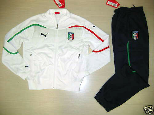 0702 SIZE 14 YEARS ITALY TRACK SUIT CHILD JUNIOR TRACKSUIT SURVETEMENT SUDADORA