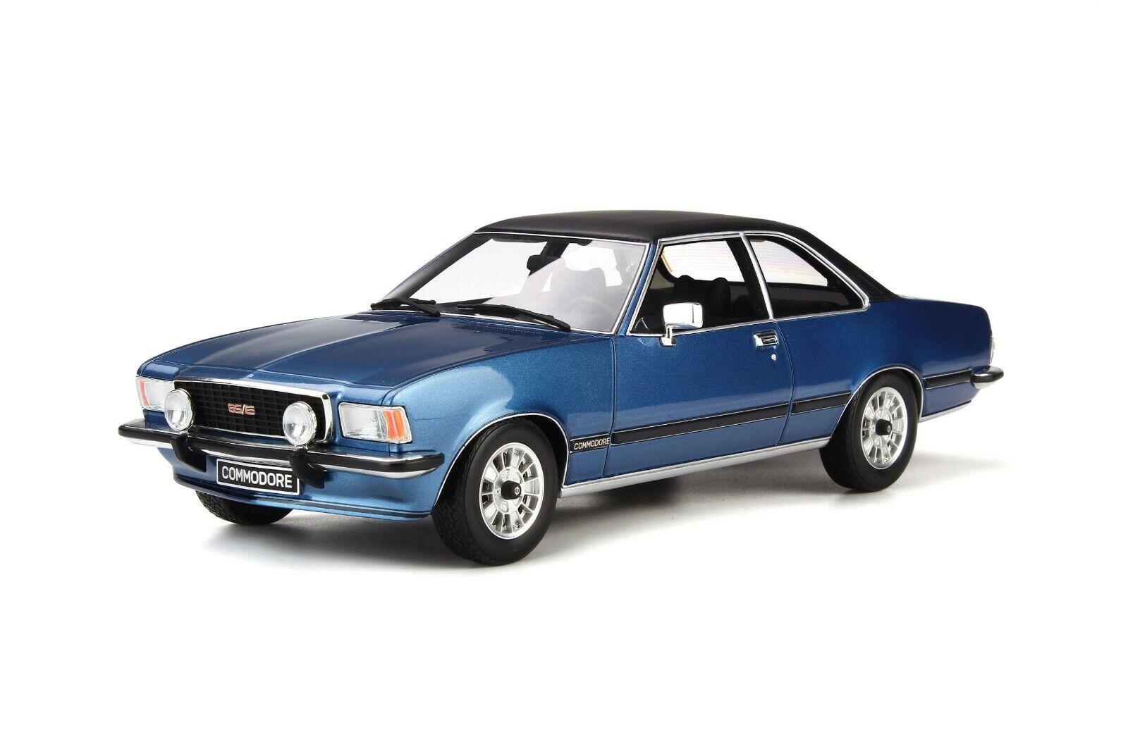 Opel Commodore B GS E • NEU • Otto OT668 • 1 18