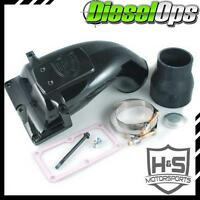 H&s Motorsports Intake Manifold Raw Aluminum For Dodge/ram Cummins 6.7 2007-2015 on sale