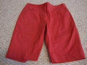 Women-039-s-TALBTOTS-PETITES-stretch-shorts-6
