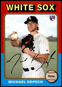 Michael Kopech 2019 Topps Archives 5x7 Gold #155 RC /10 White Sox