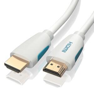 5m hdmi kabel wei highspeed 3d ethernet full hd. Black Bedroom Furniture Sets. Home Design Ideas