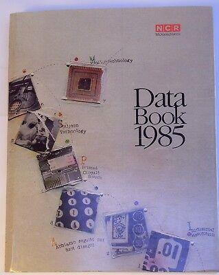 1985 Ncr Microelectronics Data Book - Ncr/32 Processor