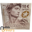 miniature 3 - 10 EURO COMMÉMORATIVE ITALIE 2012 ARGENT BE - PEINTRE ET SCULPTEUR, MICHEL-ANGE