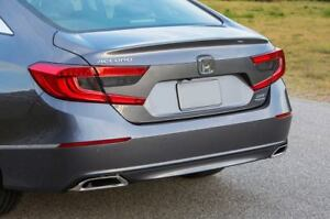 Details about 2018 2019 Honda Accord Sedan Overlay Tail light Tint Inserts  Smoke Color