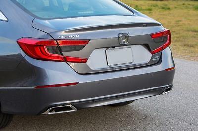 Smoke Overlay Tint For 2018 2019 Honda Accord Sedan Oracle Tail Light Tint Ebay