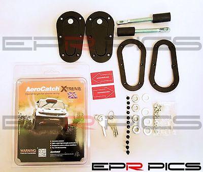 AEROCATCH Plus Flush Extreme Locking Bonnet Catch Pin 120-4100