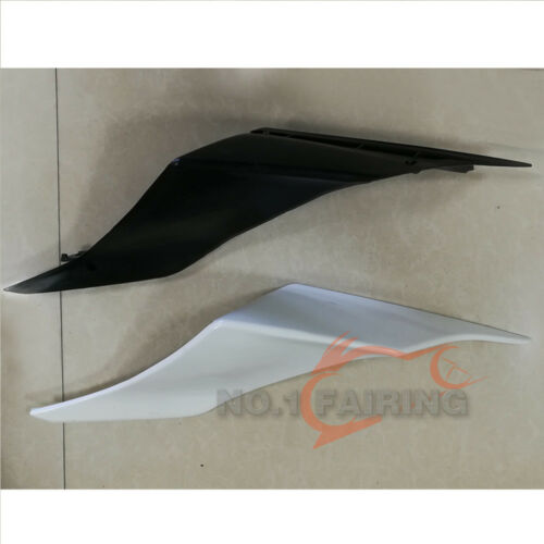 ABS Injection Unpainted Fairing Kit BodyWork for YAMAHA YZF R6 2017 2018 White